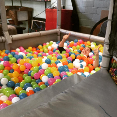 Paint a Pot - Cafe & Play Centre - Ball Pit Fun